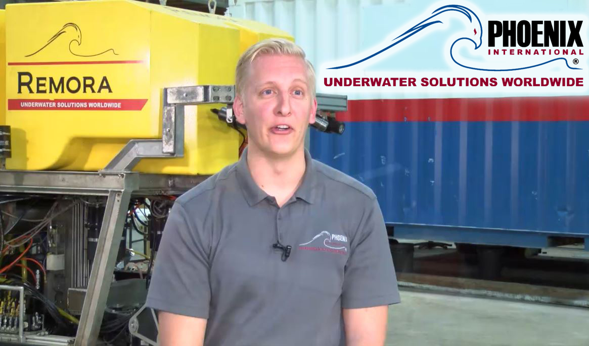 John McCosker - Senior Ocean Engineer, Phoenix Underwater Solutions Worldwide
